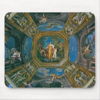Detalle del techo de la capilla de Sistine Tapete De Raton