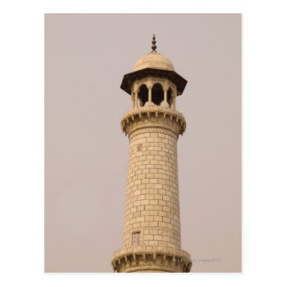 Detalle, el Taj Mahal, Agra, Uttar Pradesh, la Postal