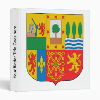 Detalle vasco del escudo de armas