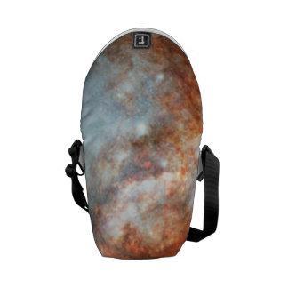 Detalles activos de la galaxia M82 Bolsa De Mensajería