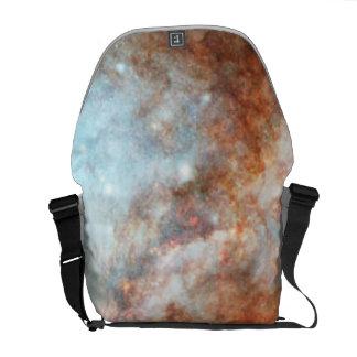 Detalles activos de la galaxia M82 Bolsa Messenger