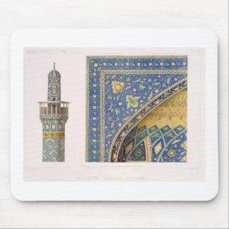 Detalles arquitectónicos del Mesdjid-i-Shah, Isf Mouse Pads