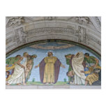 Detalles de la catedral de Berlín