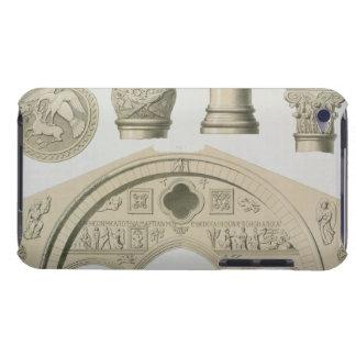 Detalles de un arco esculpido y columnas del St. iPod Touch Carcasas