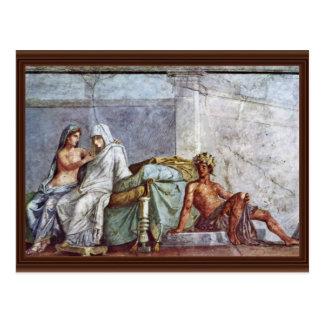 Detalles del boda de Aldobrandini: Aphrodite de la Postales