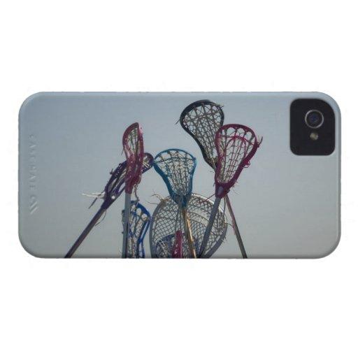 Detalles del juego de LaCrosse Carcasa Para iPhone 4