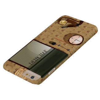 Detective agency barely there iPhone 6 plus case