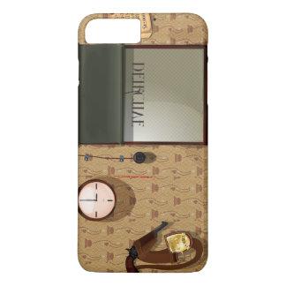 Detective agency iPhone 7 plus case