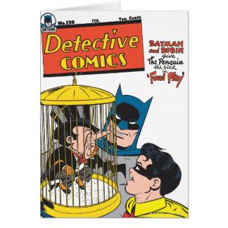 Detective Comics #120 Greeting Card