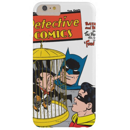 Detective Comics #120 Barely There iPhone 6 Plus Case