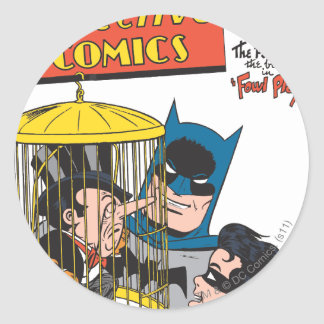 Detective Comics #120 Classic Round Sticker