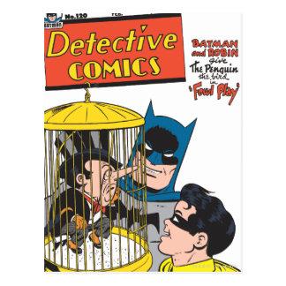 Detective Comics #120 Postcard