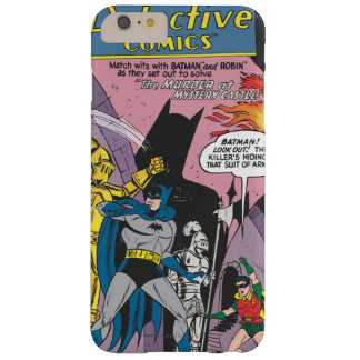 Detective Comics #246 Barely There iPhone 6 Plus Case