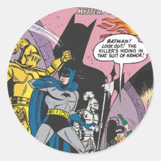Detective Comics #246 Classic Round Sticker