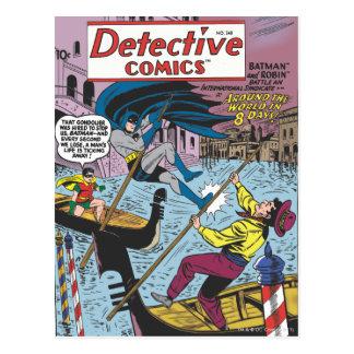 Detective Comics #248 Post Cards