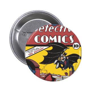 Detective Comics #27 Button