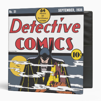 Detective Comics #31 Binder