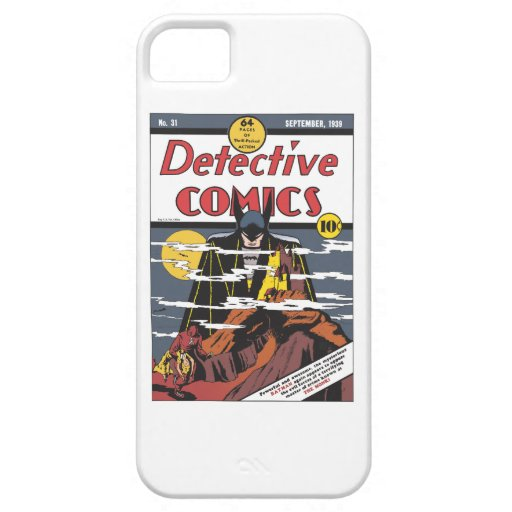 Detective Comics #31 iPhone SE/5/5s Case