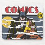 """Detective Comics #31 Mouse Pad<br><div class=""""desc"""">DC Originals - DC Comics</div>"""