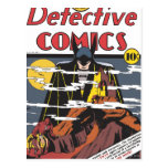 Detective Comics #31 Post Cards