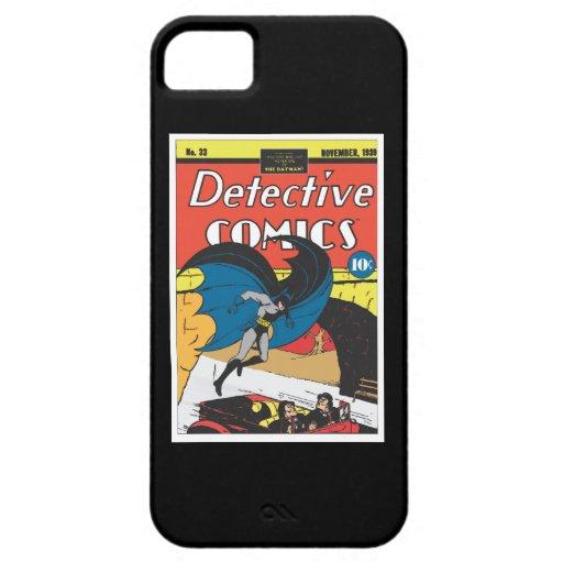 Detective Comics #33 iPhone SE/5/5s Case