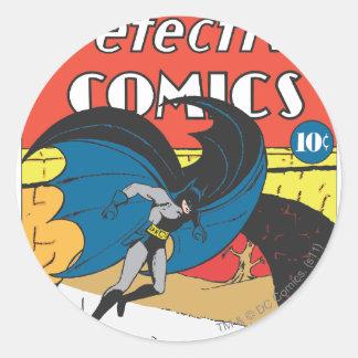 Detective Comics #33 Classic Round Sticker