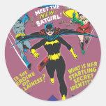 Detective Comics #359 Round Sticker