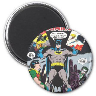 Detective Comics #387 2 Inch Round Magnet