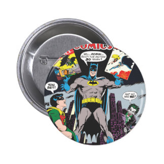 Detective Comics #387 Pinback Button