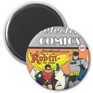 Detective Comics #38 2 Inch Round Magnet