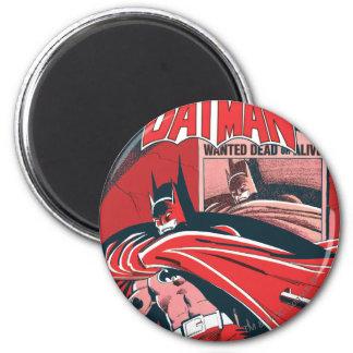 Detective Comics #546 2 Inch Round Magnet