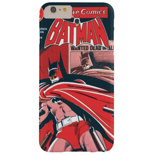 Detective Comics #546 Barely There iPhone 6 Plus Case