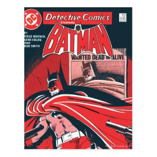 Detective Comics #546 Postcard