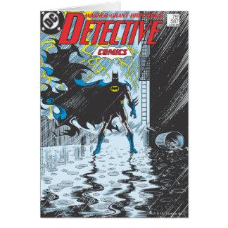 Detective Comics #587 Card