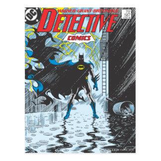 Detective Comics #587 Postcard