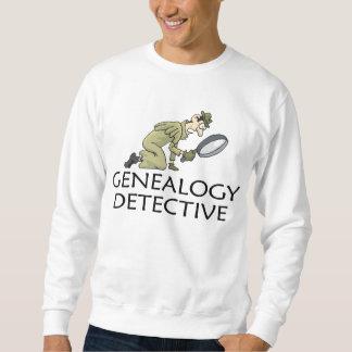 Detective de la genealogía suéter