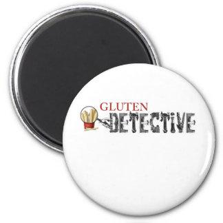 Detective del gluten imán de frigorifico