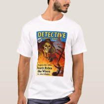 Detective Fiction Weekly T-Shirt