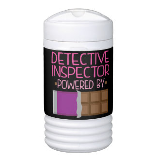 Detective Inspector Chocolate Gift for Her Cooler