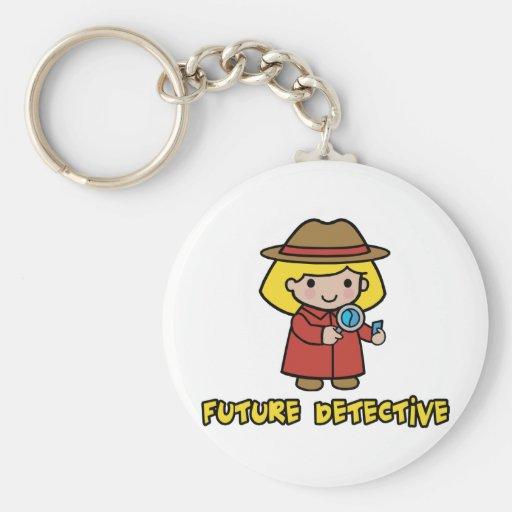 Detective Llaveros Personalizados