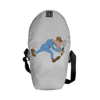 Detective Courier Bags