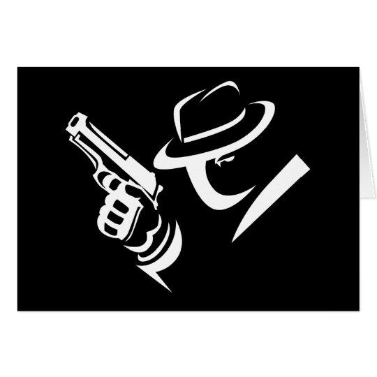 Detective Mobster Card 2