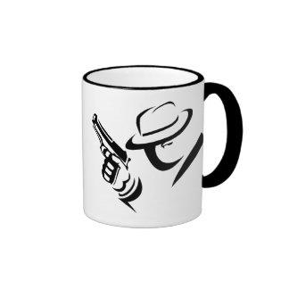 Detective Mobster Mug