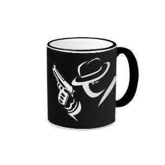Detective Mobster Mug 2