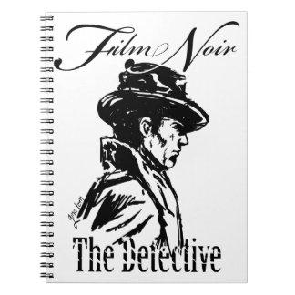 Detective Noir de la película Libreta