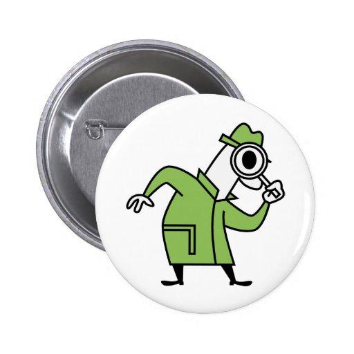 Detective Pins