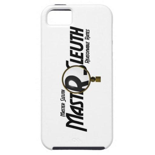 Detective principal: Tarifas razonables iPhone 5 Protectores