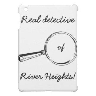 Detective real de las alturas del río!: Cubierta d
