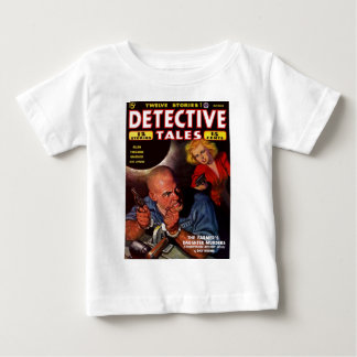 Detective Stories - The Farmer's Daughter Murder Baby T-Shirt