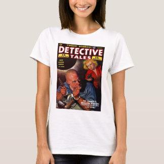 Detective Stories - The Farmer's Daughter Murder T-Shirt